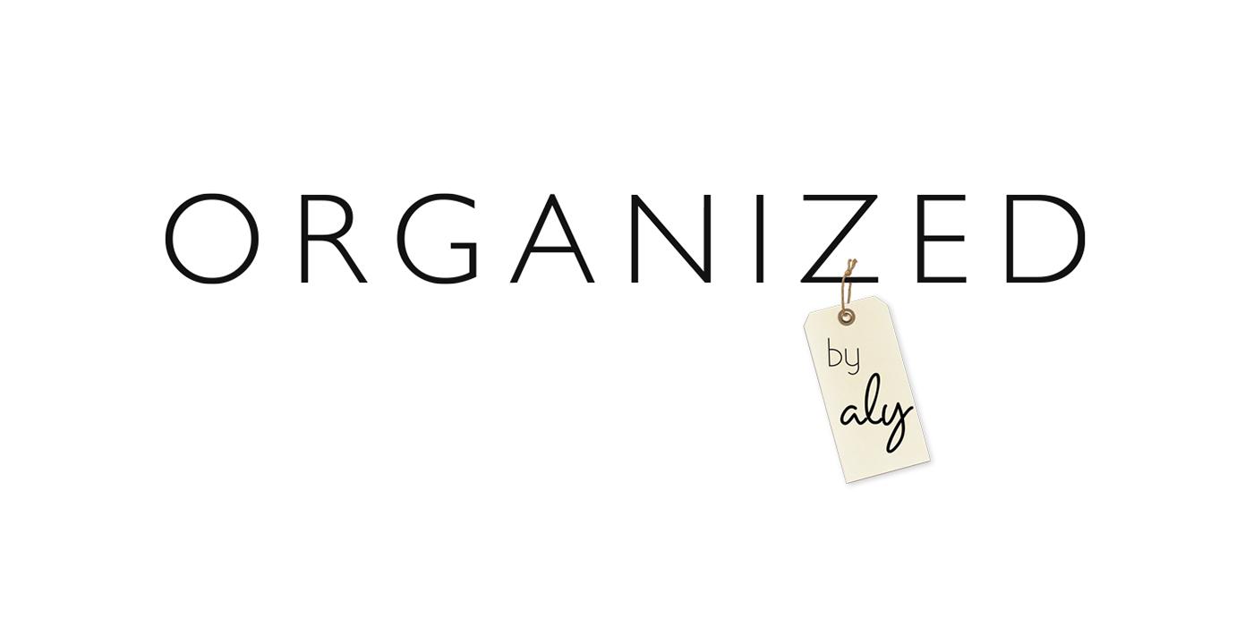 organized by aly